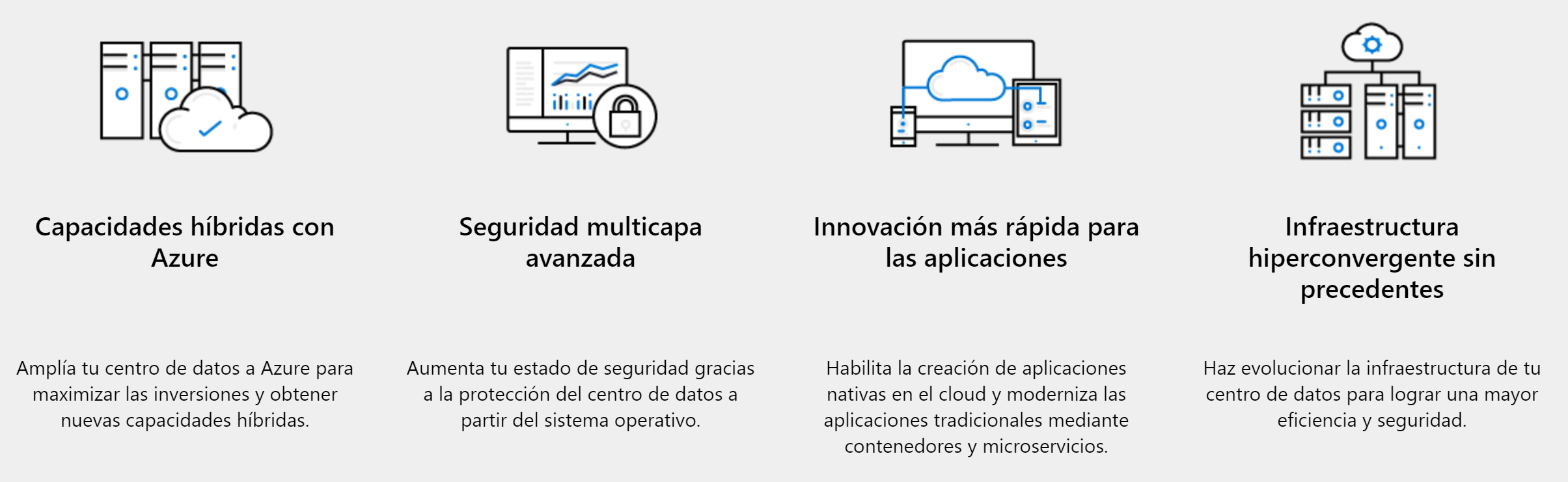 Windows Server 2016: la solución correcta para impulsar su empresa