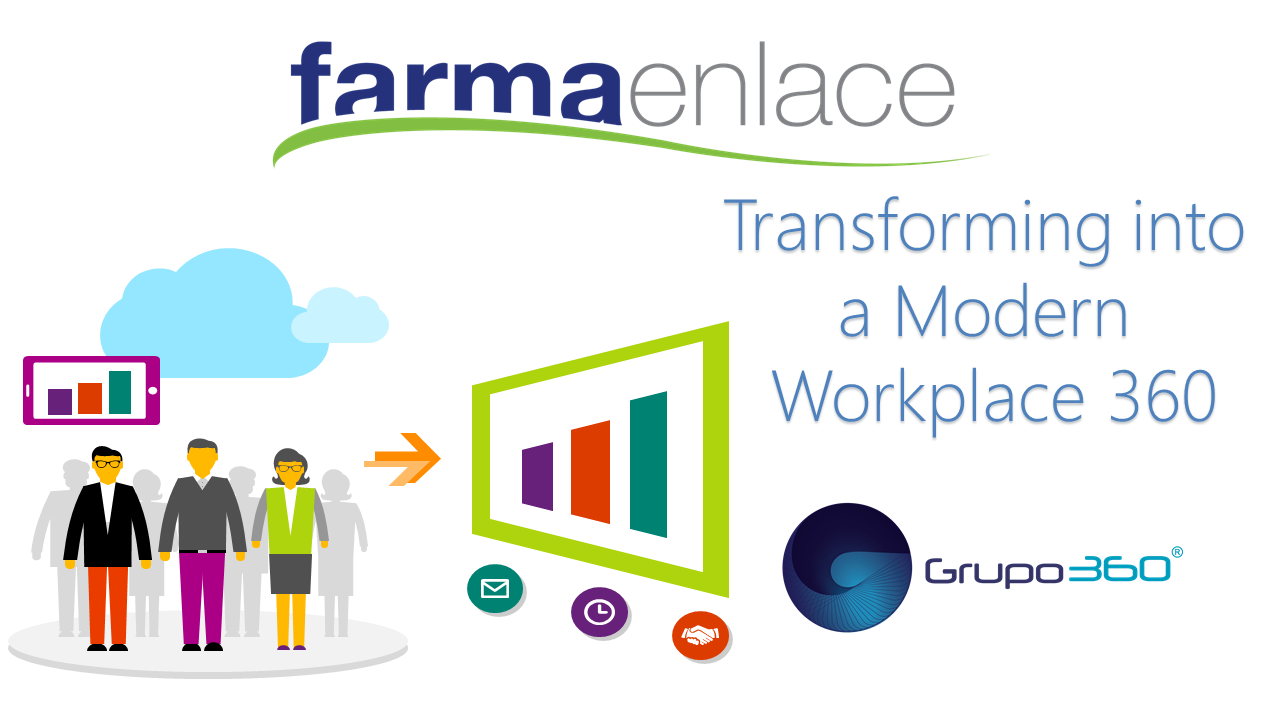Farmaenlace a la nube con Office 365